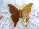 BUTTERFLY PIN-BROOCH by KD-DENMARK