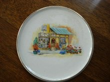 LOVELY ENGLISH TEAPOT TRIVET - THE POSY SHOP