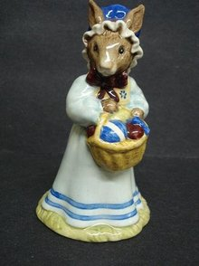 ROYAL DOULTON BUNNYKINS FIGURINE- DB 19