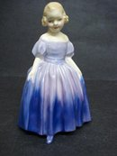 ROYAL DOULTON FIGURE - MARIE - HN1370