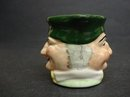 MINIATURE CHARACTER JUG - JOSH Double Face