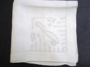 LOVELY VINTAGE HANKIE -MONOGRAM *B*