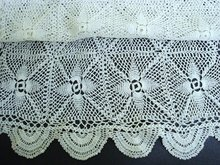 FINEST - HAND CROCHEY - LACE RUNNER