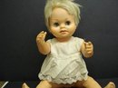 BEAUTIFUL VINTAGE CHATTY BABY DOLL 1960's