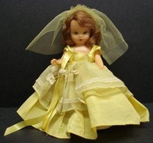 BEAUTIFUL VINTAGE STORY BOOK DOLL