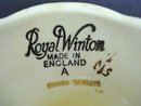 UNIQUE ROYAL WINTON PEDESTAL DISH