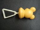VINTAGE MIKEY MOUSE BABY RATTLE