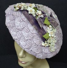 RARE LADIES HAT - HUDSON BAY CO.