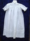 ANTIQUE BABY -  DOLL CHRISTENING GOWN