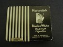 ANTIQUE CIGARETTE TIN BOX - MARCOVITCH