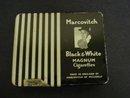 ANTIQUE CIGARETTE TIN BOX - MARCOVITCH
