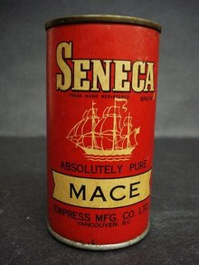 OLD & LOVELY SENECA SPICE TIN - MACE