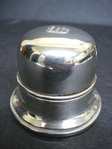 BIRKS  BHB - STERLING SILVER - RING BOX