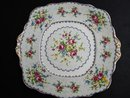 ROYAL ALBERT PETIT POINT - CAKE PLATTER #1