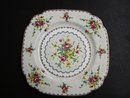 ROYAL ALBERT PETIT POINT - 6 1/2  inch PLATE #3