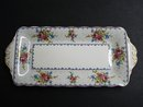 ROYAL ALBERT PETIT POINT SANDWICH TRAY #1