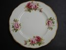 ROYAL ALBERT AMERICAN BEAUTY 8 1/2 PLATE #6