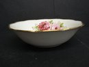 ROYAL ALBERT AMERICAN BEAUTY-SOUP BOWL #8