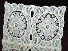 ANTIQUE FINE LACE DOILY