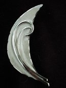 Art Deco - Bond Boyd Sterling - Brooch