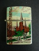 HIGH QUALITY LIGHTER - NEW ORLEANS - PENQUIN
