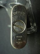UNUSUAL OLD LIGHTER by EVERLITE- MONOGRAM