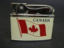VINTAGE PATRIOTIC - CANADA - LIGHTER