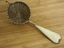 LOVELY ANTIQUE TEA STRAINER - GERMANY