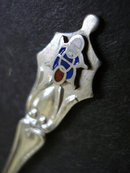 1937 CORONATION SOUVENIR SPOON - WRCC