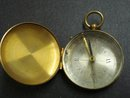 QUALITY ANTIQUE COMPASS - MADE IN FRANCE