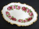 ROYAL ALBERT-OLD ENGLISH ROSE-SERVING DISH