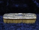 Ornate Victorian - Sterling Clothes Brush