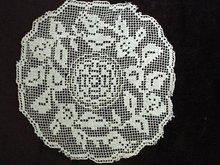 Precious Victorian Style Lace Doily
