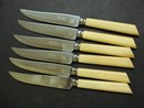 QUALITY STEAK KNIVES - SHEFFIELD CUTLERY