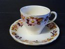 ALFRED MEAKIN CHINA TEACUP & SAUCER