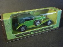 MATCHBOX MODELS of YESTERYEAR - MERCEDES
