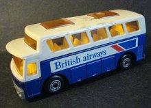 MATCHBOX 1977 AIRPORT COACH - TOY