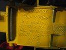 MATCHBOX 1972 SUPERKINGS MUIR-HILL TRACTOR