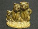 Original Vintage Wade Figurine from Red Rose Tea Figurine-Three Bears