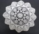 FINEST VICTORIAN STYLE HAND MADE DOILY