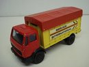 MAJORETTE TRUCK - ECH 1/55 - MADE IN FRANCE