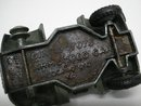 DINKY TOYS ENGLAND ARMOURED CAR