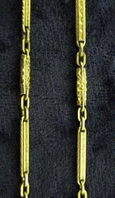 ANTIQUE WATCH CHAIN