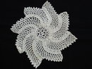 Doily - Swirled Antique Victorian Style Small