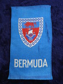 CIGARETTE SILK  SHIELD OF BERMUDA