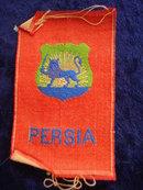 CIGARETTE SILK  SHIELD OF PERSIA