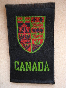 CIGARETTE SILK  SHIELD OF CANADA
