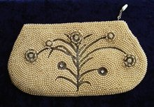 Beaded Purse Bag  Evening