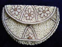 Deco Beaded Purse 1920's