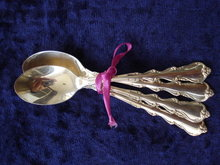Spoons International Sterling  Anjelique